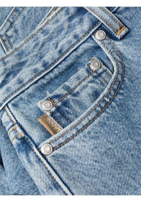 Jeans con stampa Donna GANNI | F5721687