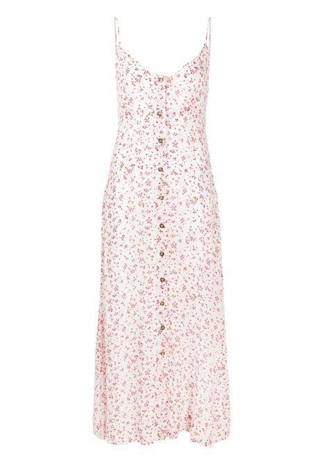 Ganni floral dress women egret GANNI | Dresses | F5876135