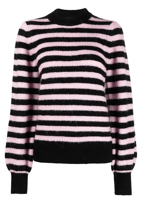 Horizontal-stripe jumper GANNI | Sweaters | K1497500