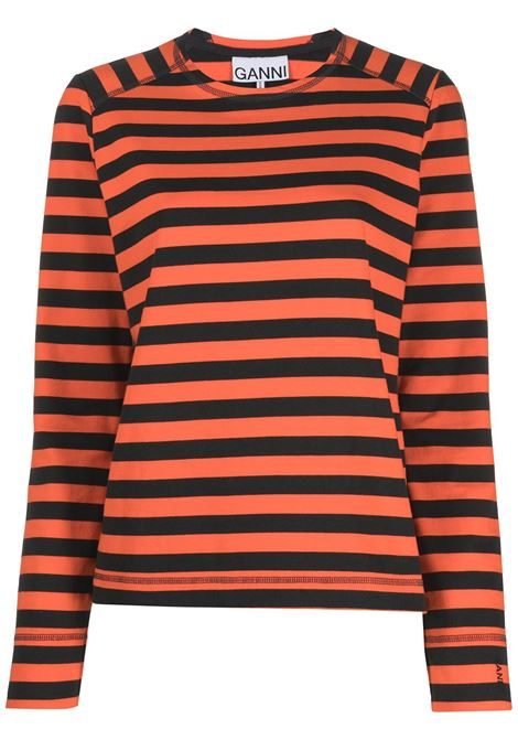 Striped Top GANNI | Sweaters | T2714307