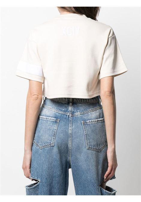T-shirt crop Donna GCDS | CC94W02060357