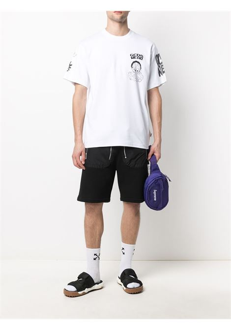 T-shirt con logo Uomo GCDS | RM21M02005401