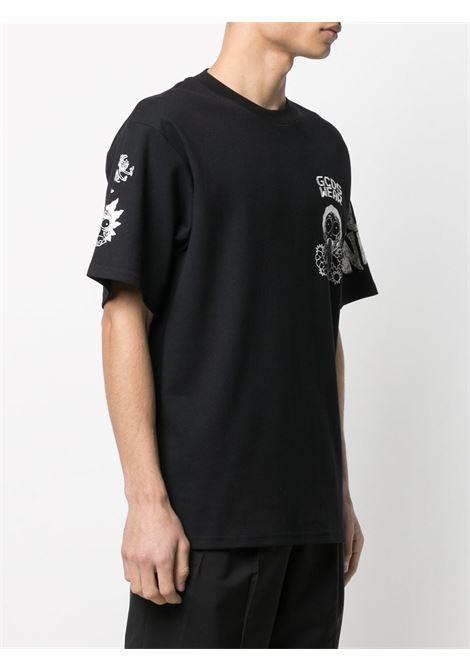 T-shirt con stampa Uomo GCDS | RM21M02005402