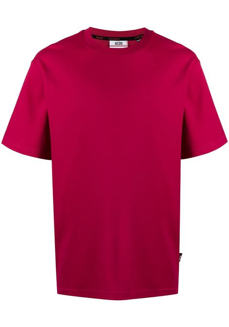 Gcds t-shirt gcds crush uomo cherry GCDS | T-shirt | SS21M02006656