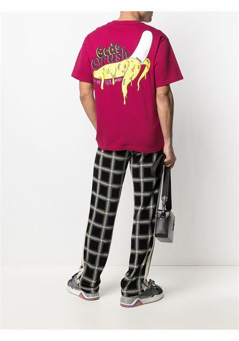 T-shirt GCDS Crush Uomo GCDS   SS21M02006656