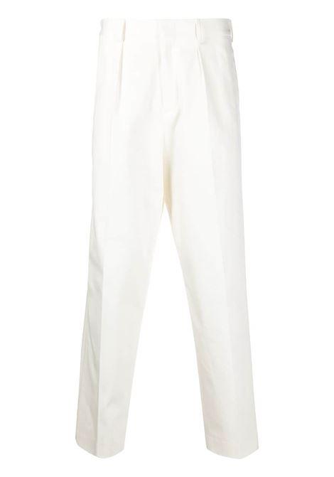 Straight-leg trousers GCDS | Trousers | SS21M03050301