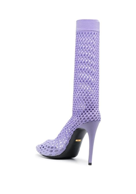 Stripes boots GCDS | SS21W01001452