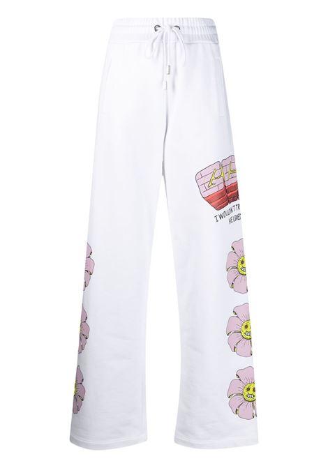 Gcds straight-leg trousers women white GCDS | Trousers | SS21W03004201