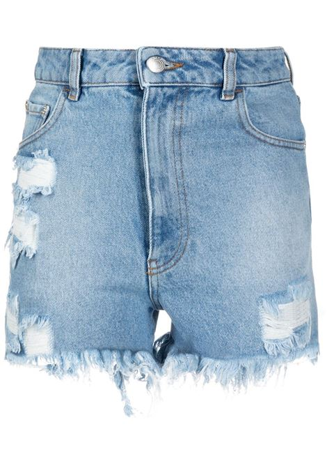 Shorts con effetto vissuto GCDS | Shorts | SS21W03009455