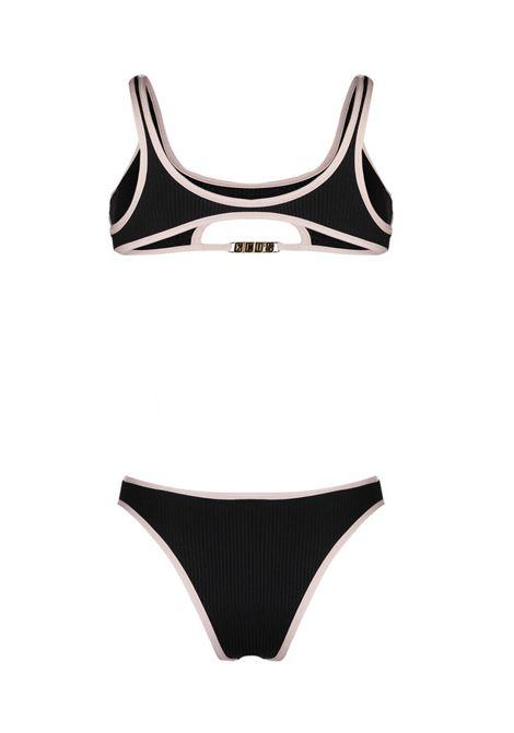 Bikini due pezzi con logo Donna GCDS | SS21W05001902
