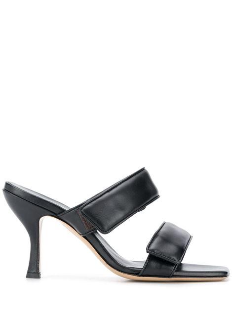 Gia Couture X Pernille sandali perni donna black GIA COUTURE X PERNILLE | Sandali | PERNI0306