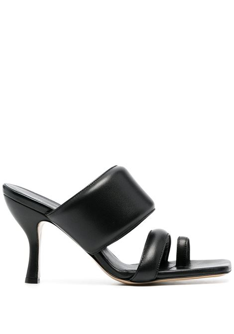 Leather strap mules GIA COUTURE X PERNILLE | Mules | PERNI1006A2
