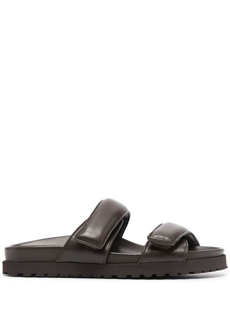 Gia couture x pernille sandali perni donna dark brown GIA COUTURE X PERNILLE | Sandali | PERNI1105A2