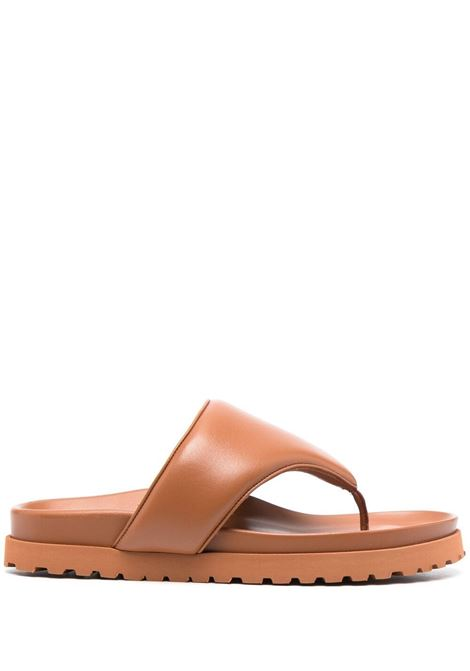 Gia couture x pernille sandali perni donna dark brown GIA COUTURE X PERNILLE | Sandali | PERNI1204A2