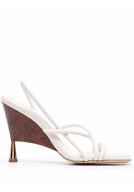 Sandali Rosie 2 in bianco - donna GIA BORGHINI X RHW | ROSIE2A101