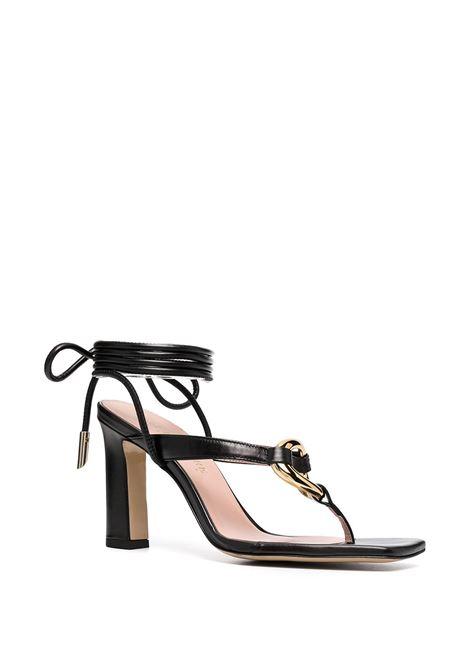 Levante Bis lace-up sandals GIA BORGHINI | LEVANTEBIS01A1