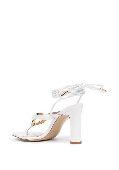 Levante Bis lace-up sandals GIA BORGHINI | LEVANTEBIS07A2