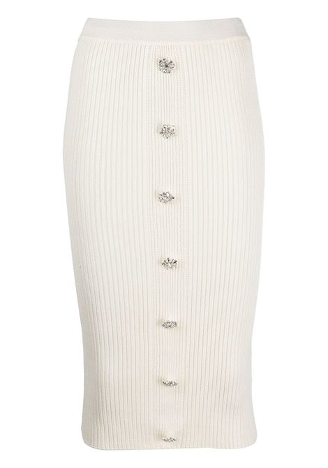 Mid-length knitted skirt GIUSEPPE DI MORABITO | Skirts | SS21074KN7902