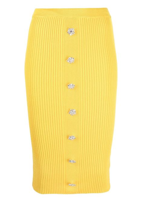 Midi skirt GIUSEPPE DI MORABITO | Skirts | SS21074KN7927