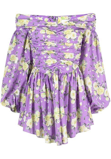 Floral dress GIUSEPPE DI MORABITO | Dresses | SS21179DR127ST1224