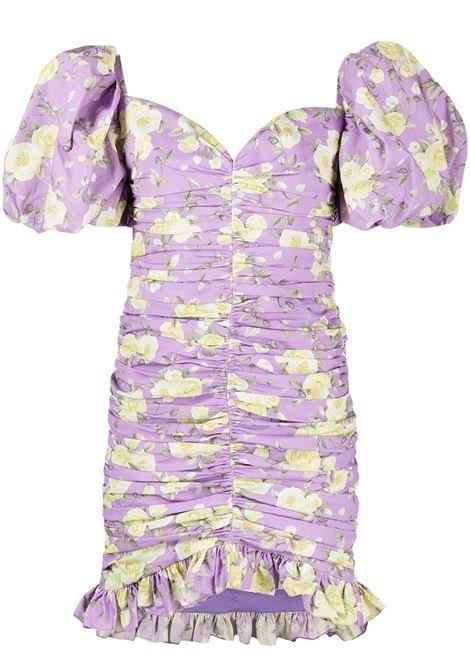 Floral dress GIUSEPPE DI MORABITO | Dresses | SS21180DR126ST1224