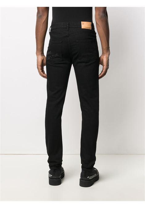 Jeans slim alvaro nero - uomo GOLDEN GOOSE   GMP00290P00041490100