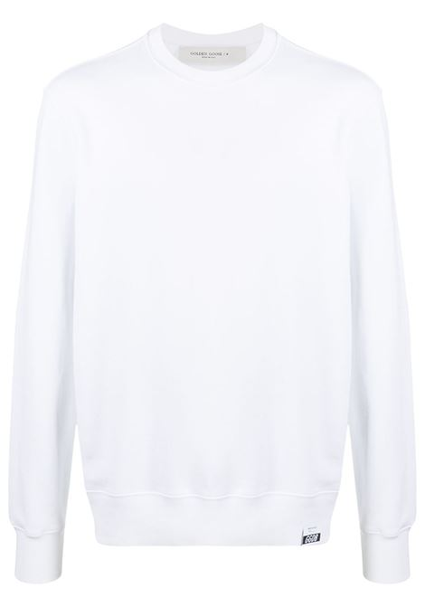 Slogan print sweatshirt GOLDEN GOOSE | Sweatshirts | GMP00792P00044610552