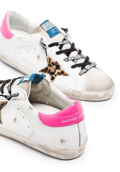 Super-star sneakers GOLDEN GOOSE   GWF00101F00011580164