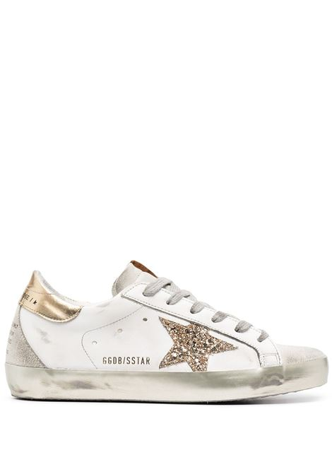 Golden goose sneakers superstar donna white ice gold GOLDEN GOOSE | Sneakers | GWF00102F00078610385