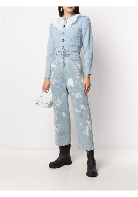 Jeans dritti Donna GOLDEN GOOSE   GWP00107P00041650100