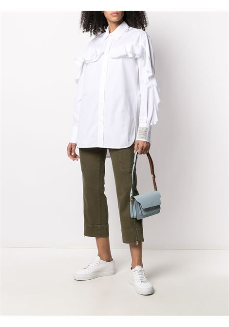 Camicia con ruches Donna GOLDEN GOOSE   GWP00498P00033310100