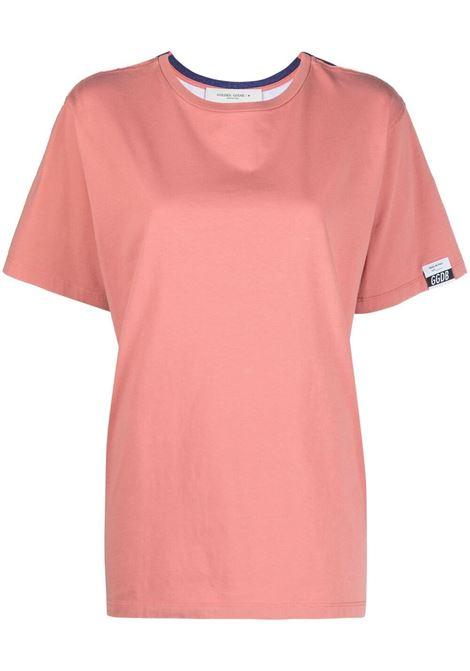 T-shirt Aira Donna GOLDEN GOOSE   T-shirt   GWP00757P00043625555