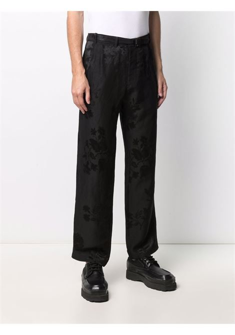 Pantaloni a fiori Uomo HAIDER ACKERMANN | 2133404253099