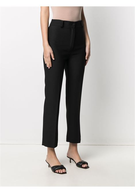 Pantaloni sartoriali crop Donna HEBE STUDIO | C204LOPNCDYBLK