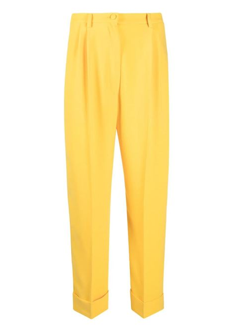 Tailored suit trousers HEBE STUDIO | Trousers | H204BFPNPRCYLW