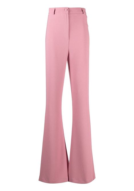 Flared trousers HEBE STUDIO | Trousers | H204BPINCDYPNK