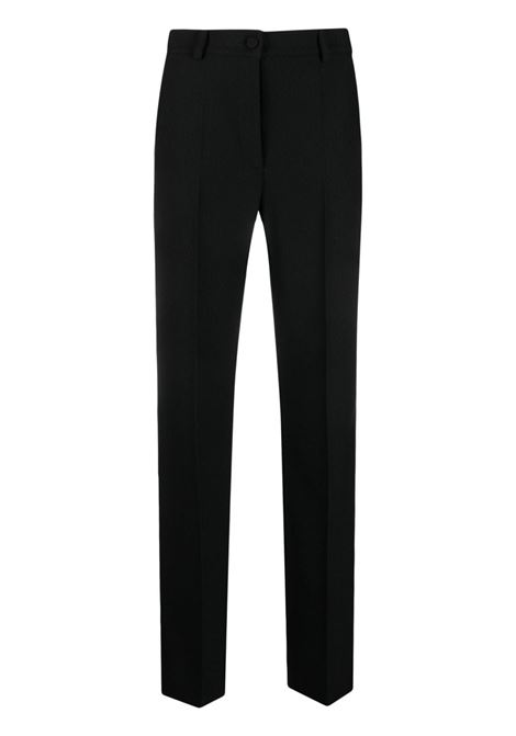 Tailored suit trousers HEBE STUDIO | Trousers | H204LVPNCDYBLK