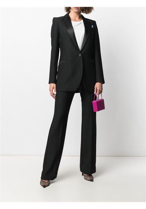 Pantaloni sartoriali Donna HEBE STUDIO | H204LVPNCDYBLK