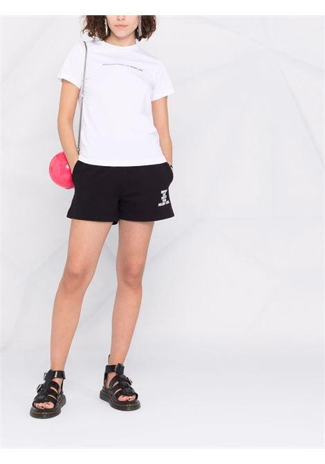 Pantaloncini impress donna black HELMUT LANG   L01DW203YVM