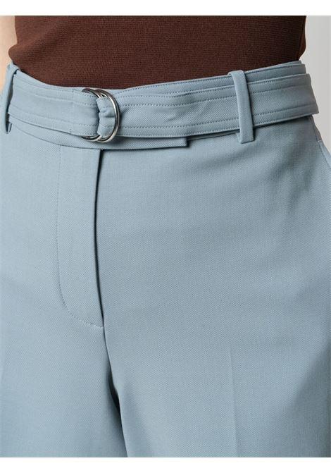 Helmut lang belted shorts women space grey HELMUT LANG | L01HW204ZRH