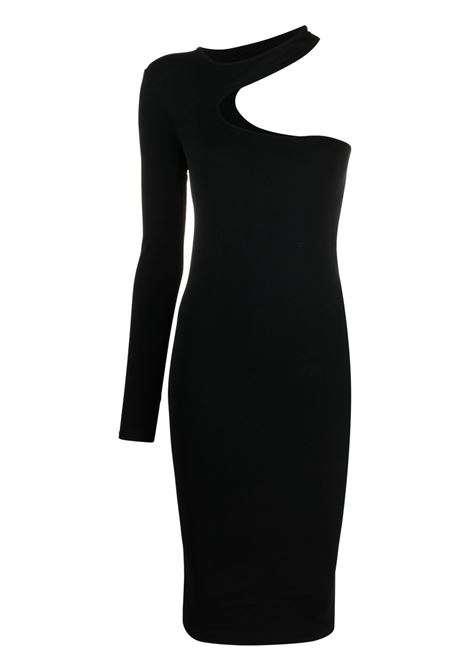 Helmut lang cut-out midi dress women black HELMUT LANG | Dresses | L01HW601001