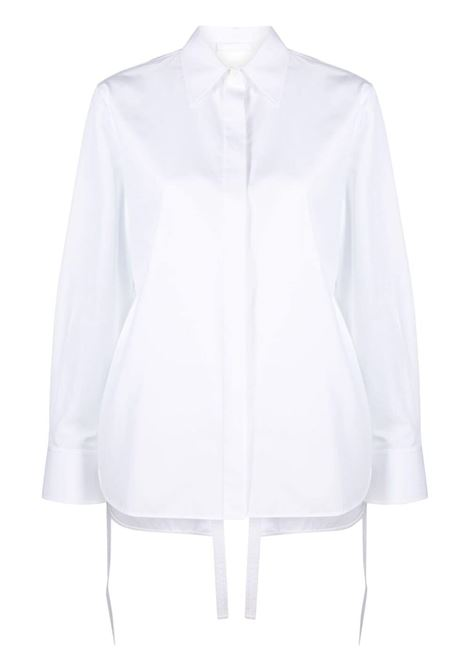 Helmut lang open-back shirt women white HELMUT LANG | Shirts | L02HW503100