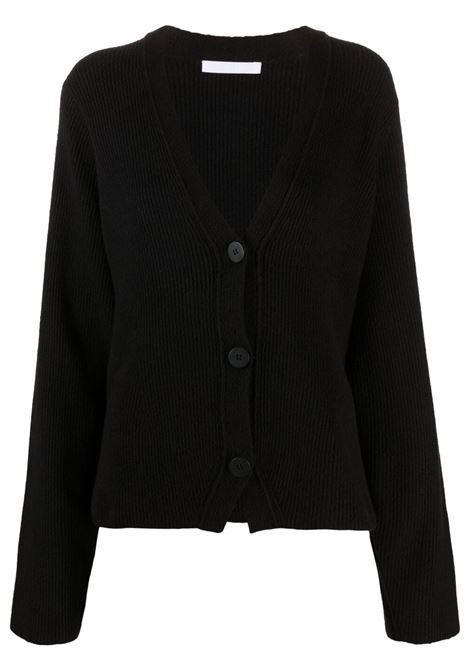 Helmut lang cozy cardigan women black HELMUT LANG | Sweaters | L02HW707001