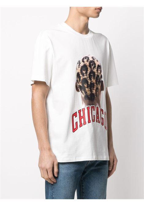 Graphic-print cotton t-shirt IH NOM UH NIT | NUS21233081