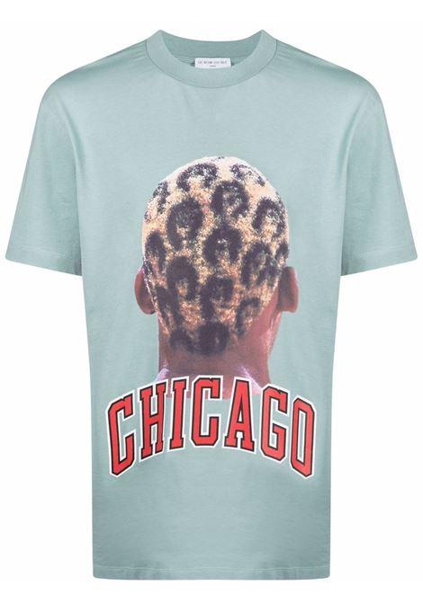 T-shirt chicago uomo turquoise IH NOM UH NIT | T-shirt | NUS21233085