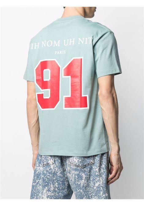 Chicago t-shirt men turquoise IH NOM UH NIT | NUS21233085
