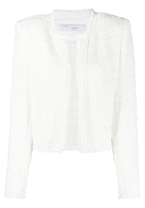 Giacca in tweed bianco - donna IRO | 21SWM07MOANAWHI01