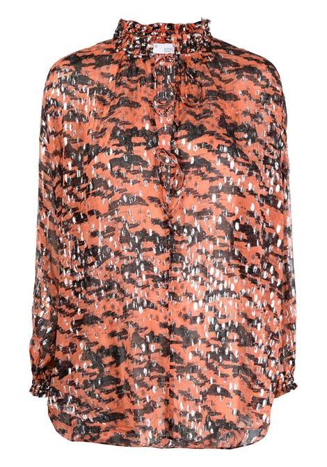 Ruffled shirt  IRO | Top | 21SWM16SELLASIL17
