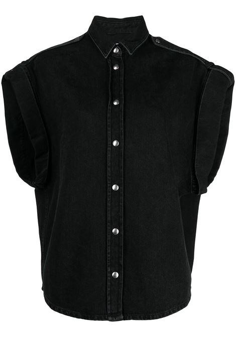 Short-sleeved shirt IRO | Shirts | 21SWM18ANGLIABLA26