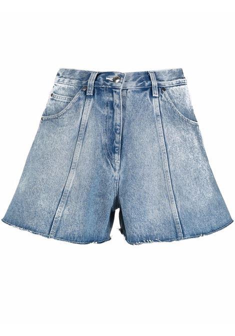 Shorts denim a vita alta blu - donna IRO | 21SWM30RAJOBLU29
